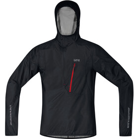 GORE WEAR C7 Rescue Windstopper Hooded Jacket Men black